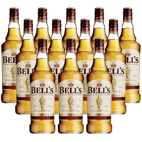 Bells_Original_Caja_de_12_Botellas_de_70CL