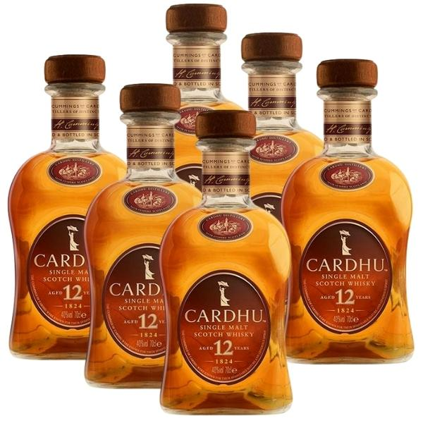 Cardhu_12_anos_caja_de_6_botellas_de_70_CL
