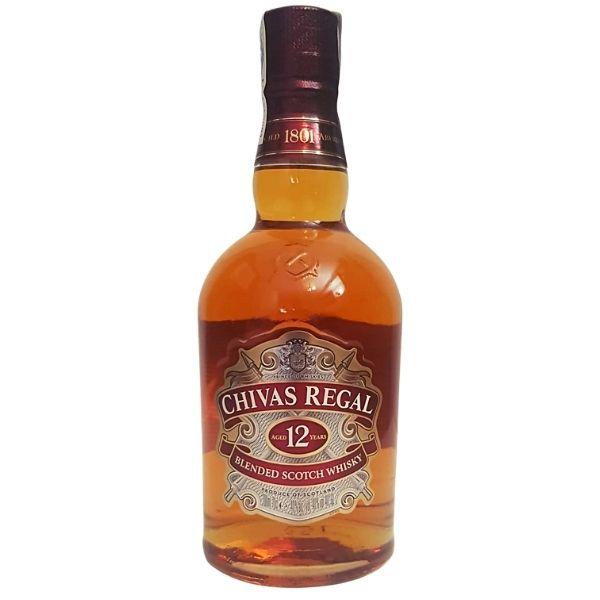 WHisky Chivas Regal 12 Años