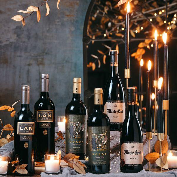 Comprar-Regalo-navidad-vinos-TINTOS-Rioja-GRAN-RESERVA-113R