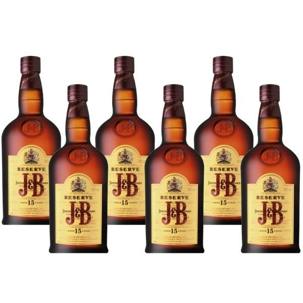 JB_15_anos_whisky_Caja_De_6_Botellas_de_70_CL