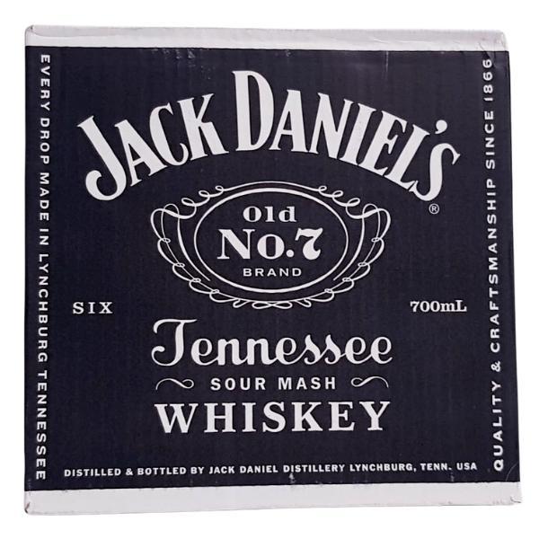 Caja JACK DANIEL'S