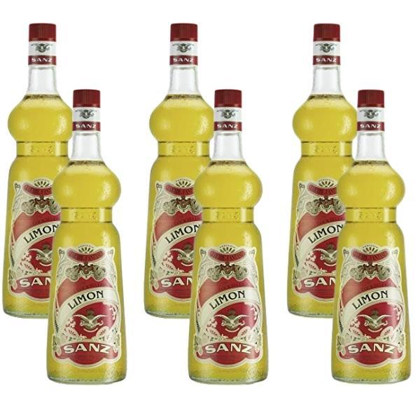 Jarabe_Sanz_de_Limon_caja_De_6_botellas_de_1_L