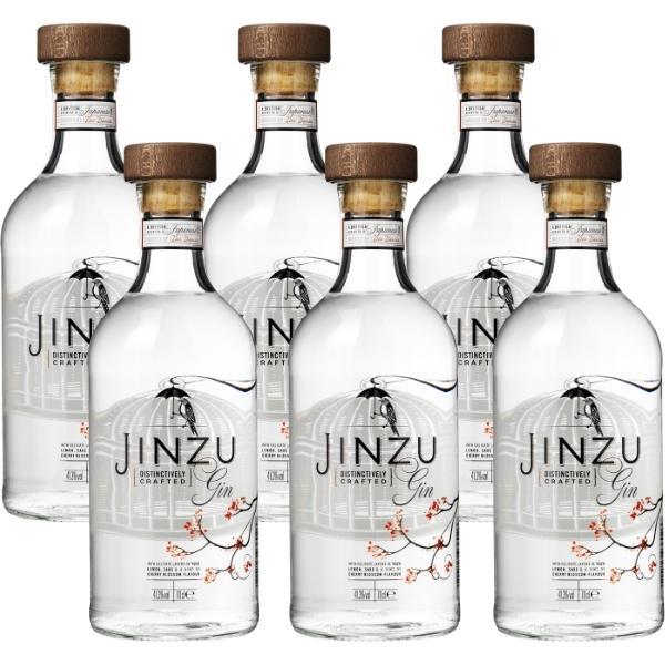 Jinzu_Gin_Caja_de_6_Botellas_de_70_CL