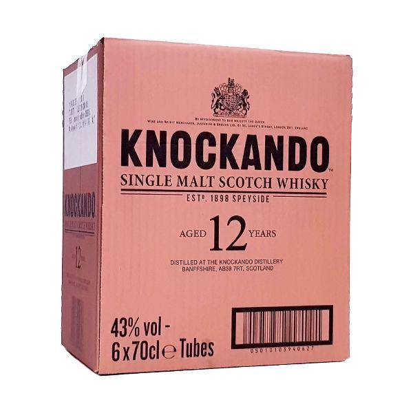Knockando_Caja