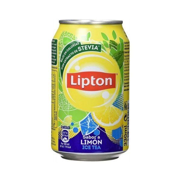 LIPTON-LIMÓN-LATA-33CL-5Sentidos