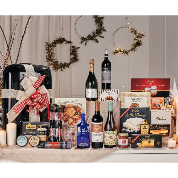 Comprar-Lote-Navidad-surtido-maleta-viaje-semirigida-Trolley-Denver-503TR