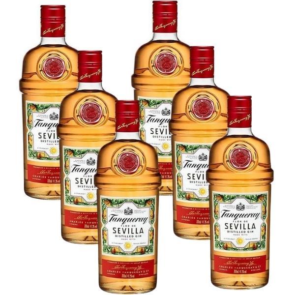 Tanqueray_Flor_de_Sevilla_caja_de_6_botellas_de_70_CL