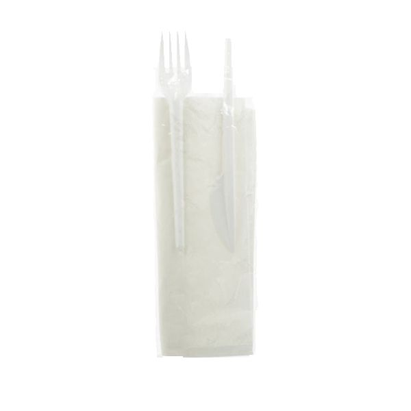 kit-Tenedor-Cuchillo-Servilleta-desechables-Plastico-Blanco-600-Unidades-5Sentidos