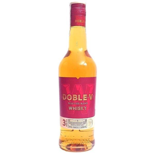 Whisky_Doble_V_botella_70_CL_2