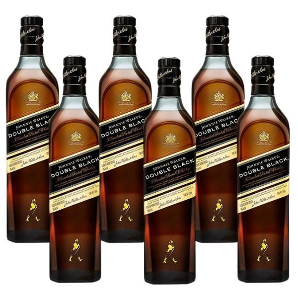 Whisky_Johnnie_Walker_Doble_Black_caja_de_6_Botellas_70-CL