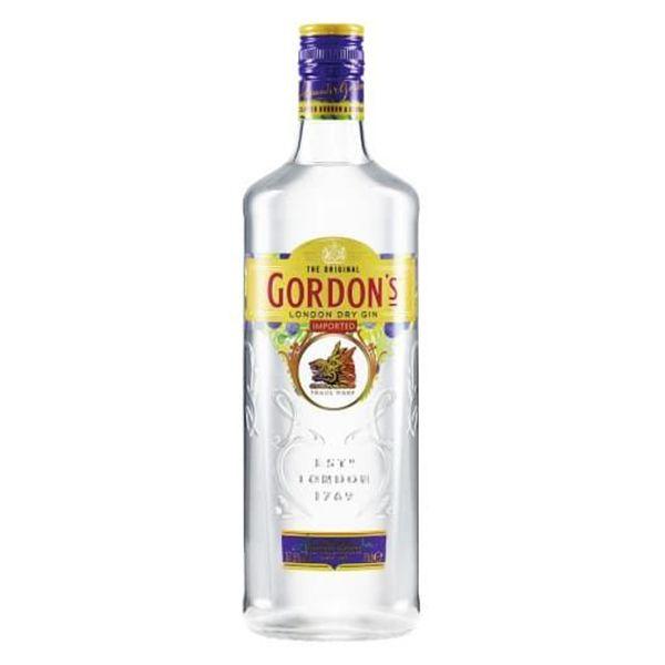 ginebra-Gordon's-5 sentidos