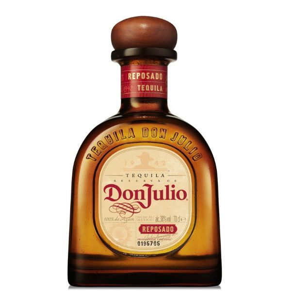 91676-DON JULIO REPOSADO BOTELLA DE 70 CL