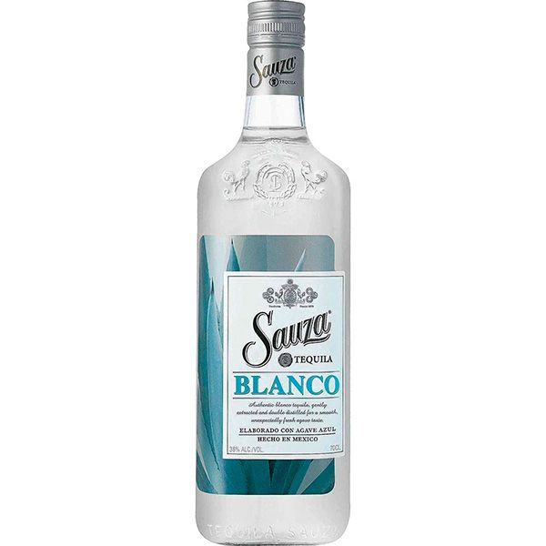 93012-SAUZA BLANCO BOTELLA DE 70 CL