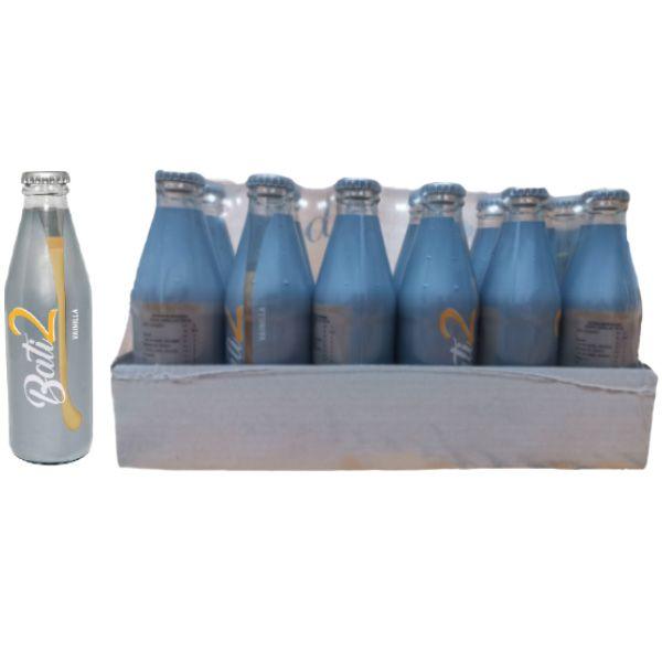 Batido-vainilla-central-lechera-Asturiana-Pack-12-botellas-de-cristal