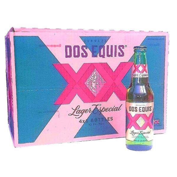 Caja Dos Equis XX