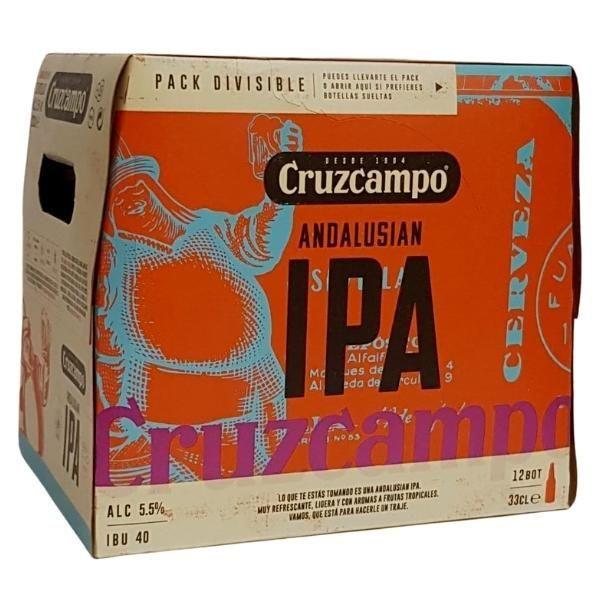 Caja Cruzcampo Andalusian Pale Ale
