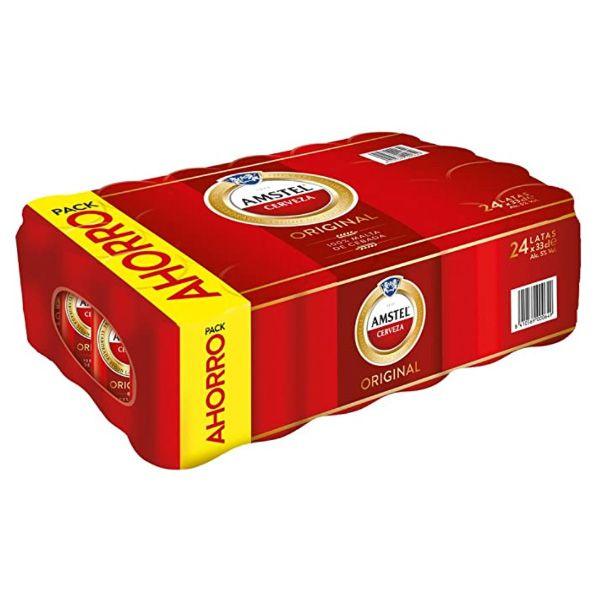 Comprar-online-Cerveza-Amstel-caja-de-24-latas-33-cl