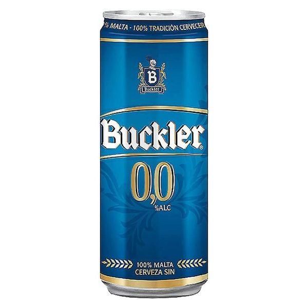 Comprar-online-Cerveza-sin-alcohol-Buckler-0,0-latas-de-33-cl
