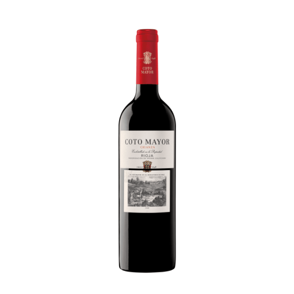 Crianza Coto Mayor Botella 75 cl-5sentidos