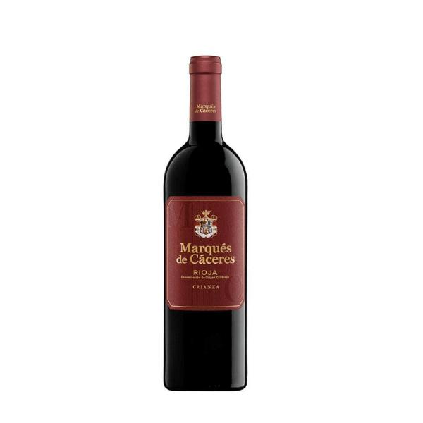 Crianza Marqués de Cáceres Botella 75 cl