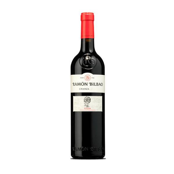 Crianza Ramón Bilbao Caja 6 Botellas de 75 cl-5sentidos