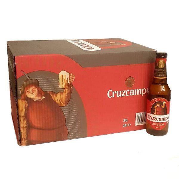 Cruzcampo-especial-comprar-online-caja-de-24-botellas-de-33cl