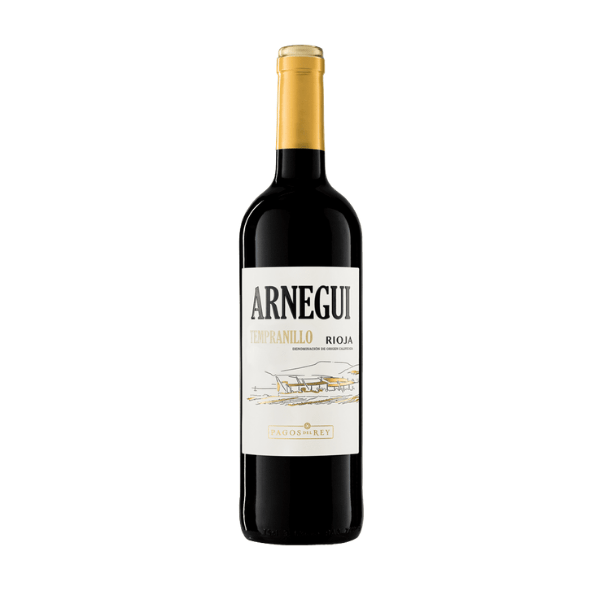 Joven Arnegui Caja 6 Botellas 75 cl-5sentidos
