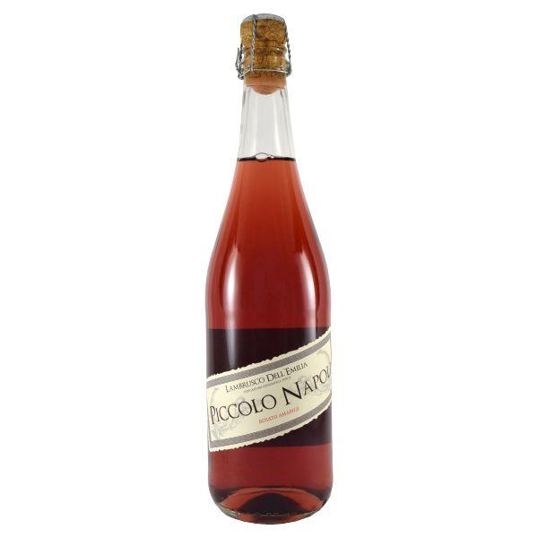 Lambrusco-Rosato-Piccolo-Napoli-botella