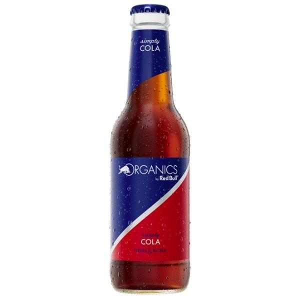ORGANICS BIO RED BULL SIMPLY COLA