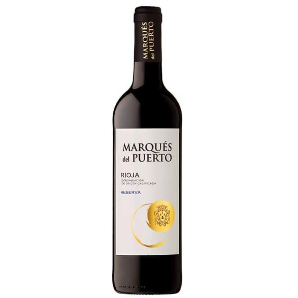 Reserva Marqués del Puerto Botella 75 cl