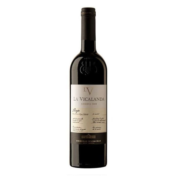 Reserva Vicalanda Botella 75 cl