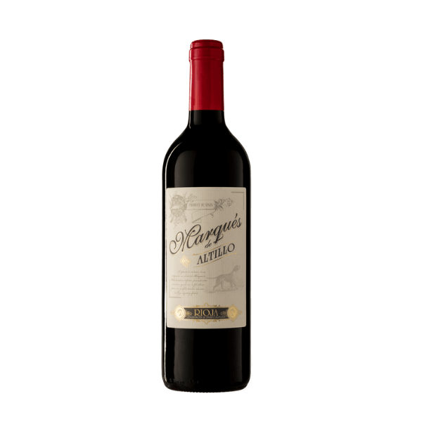 Rioja Joven Marqués Altillo Caja 6-Botellas 75 cl-5sentidos