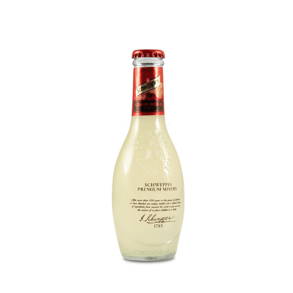SCHWEPPES GINGER BEER CHILI 20 CL BOTELLA-5sentidos