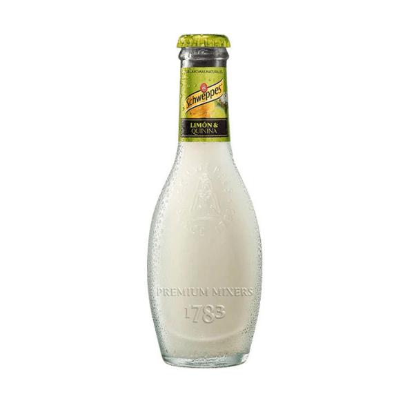 SCHWEPPES LIMÓN BOTELLA DE 20 CL-5sentidos