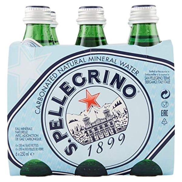 Pack Agua San Pellegrino 25 cl
