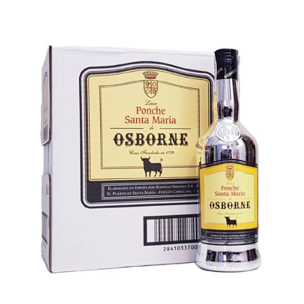 Santa María de Osborne Caja 6 botellas