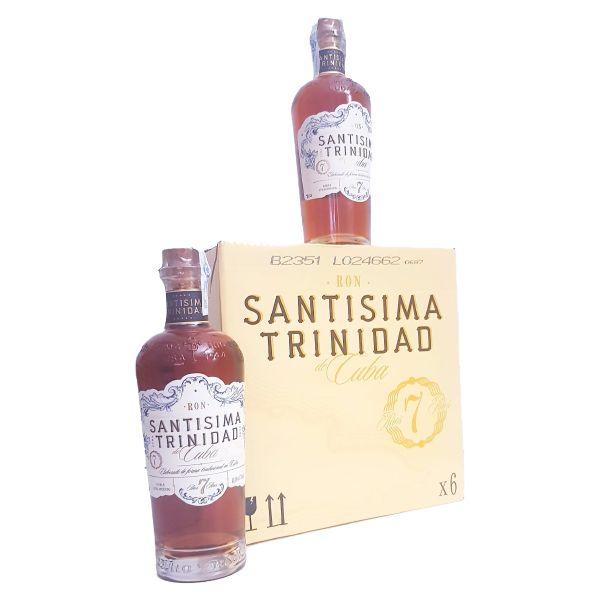 Santísima Trinidad Caja y Botellas