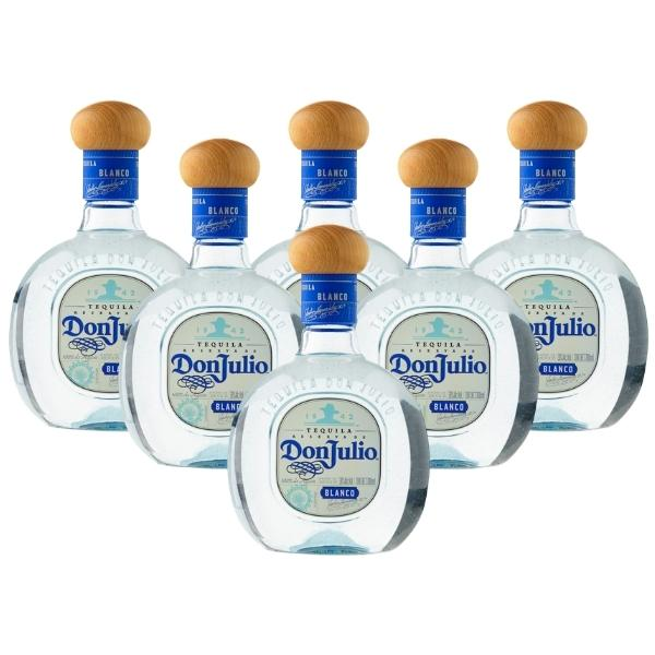 Tequila_Reserva_Don_Julio_Blanco_caja_de_6_botellas_de_70_Cl_