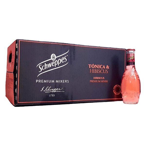 Tonica_Schweppes_Hibiscus_Caja+Botella