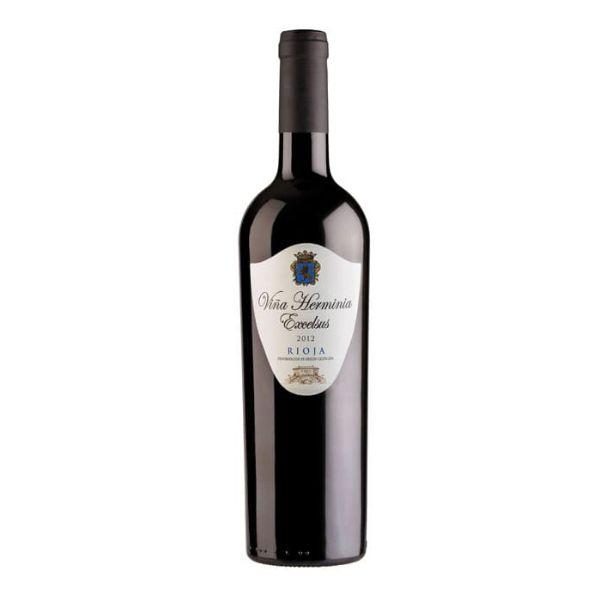 Vino-Tinto-Viña-Herminia-Excelsus-Rioja-Sinlogo