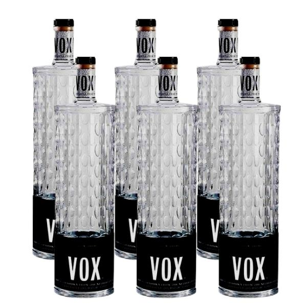 Caja Vodka Vox