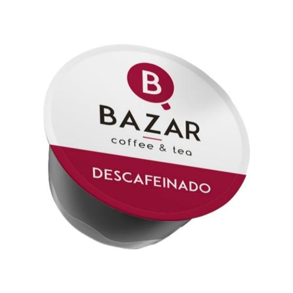 Café en Cápsulas Bazar Descafeinado