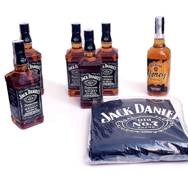 Promoción-5-botellas-Jack-Daniels-con-Jim-Beam-Honey-Regalo-2-5sentidos