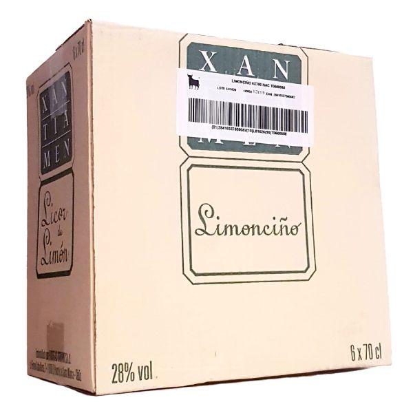 Limoncino-Xantiamen-Caja
