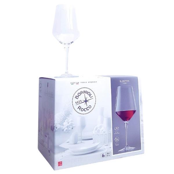 copas de Promoción Ramon Bilbao Reserva 2014 + 6 copas de vino de regalo