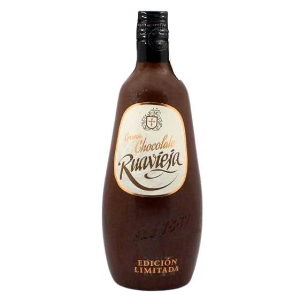 Crema de Chocolate Ruavieja 5cl