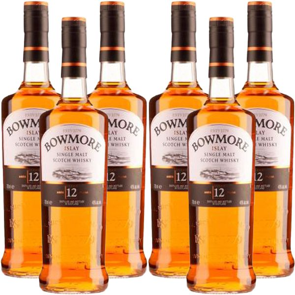 bowmore-12-anos-caja-de-6-botellas-70cl
