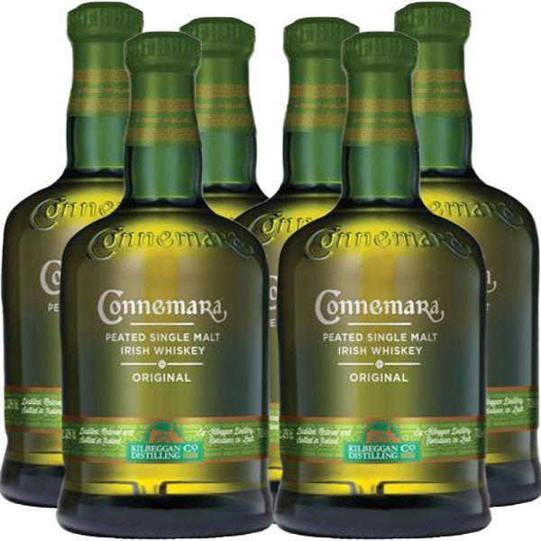 connemara-tubed-caja-de-6-botellas-70cl
