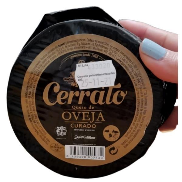 Cerrato_Queso_de_Oveja_Curado